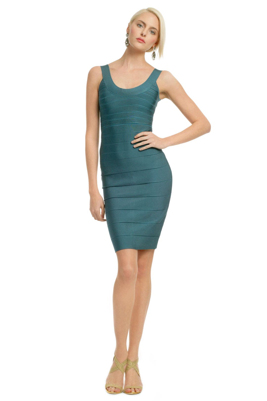 Peruvian Night Dress by Hervé Léger