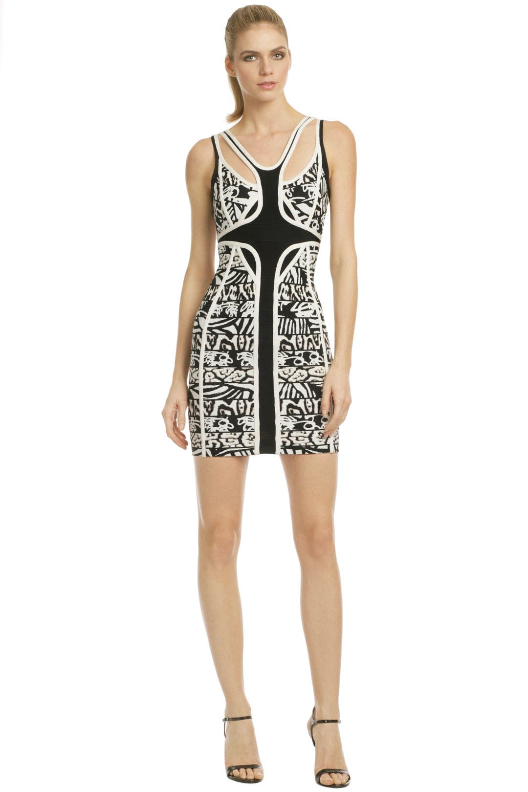 VIP Access Dress by Hervé Léger