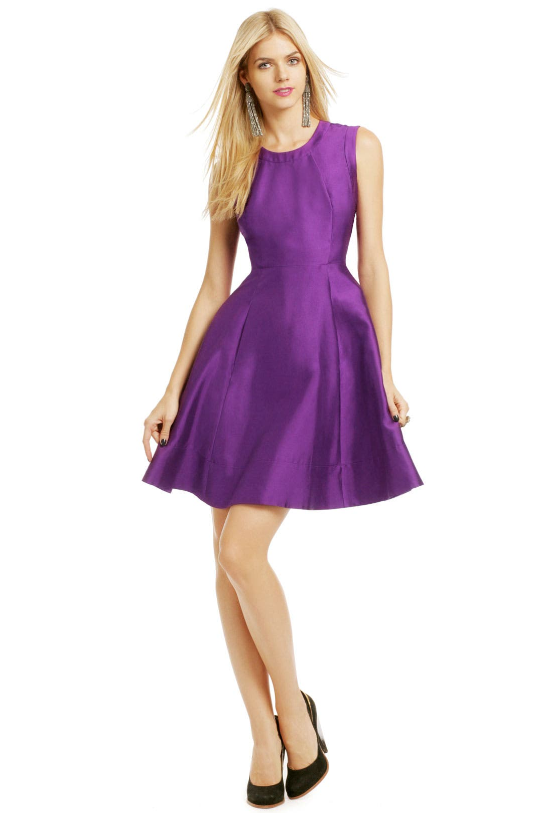 Grape Soda Pop Dress by kate spade new york