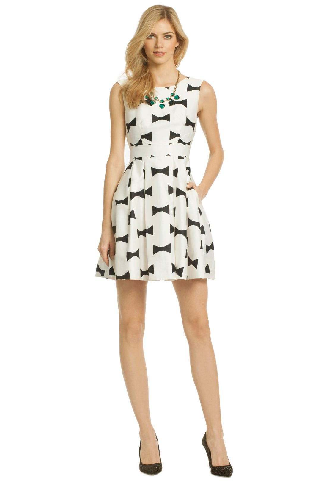 Marilyn Bow Dress by kate spade new york