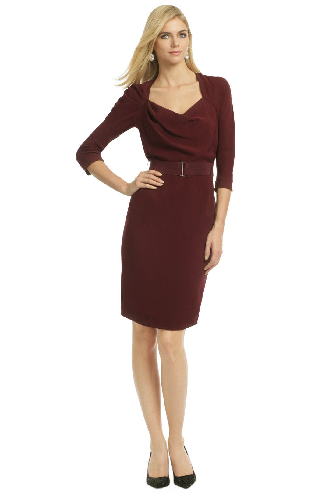 Be The Boss Dress by Lela Rose