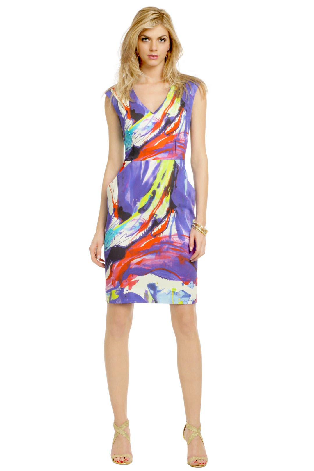 Splish Splash Dress by Lela Rose