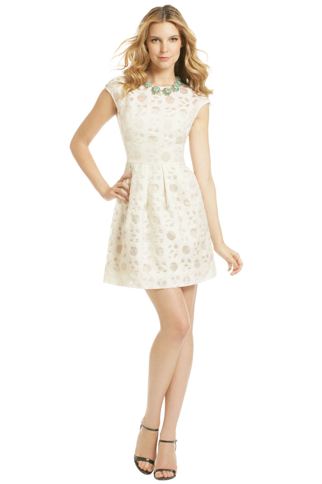 Stamp of Approval Dress by Lela Rose