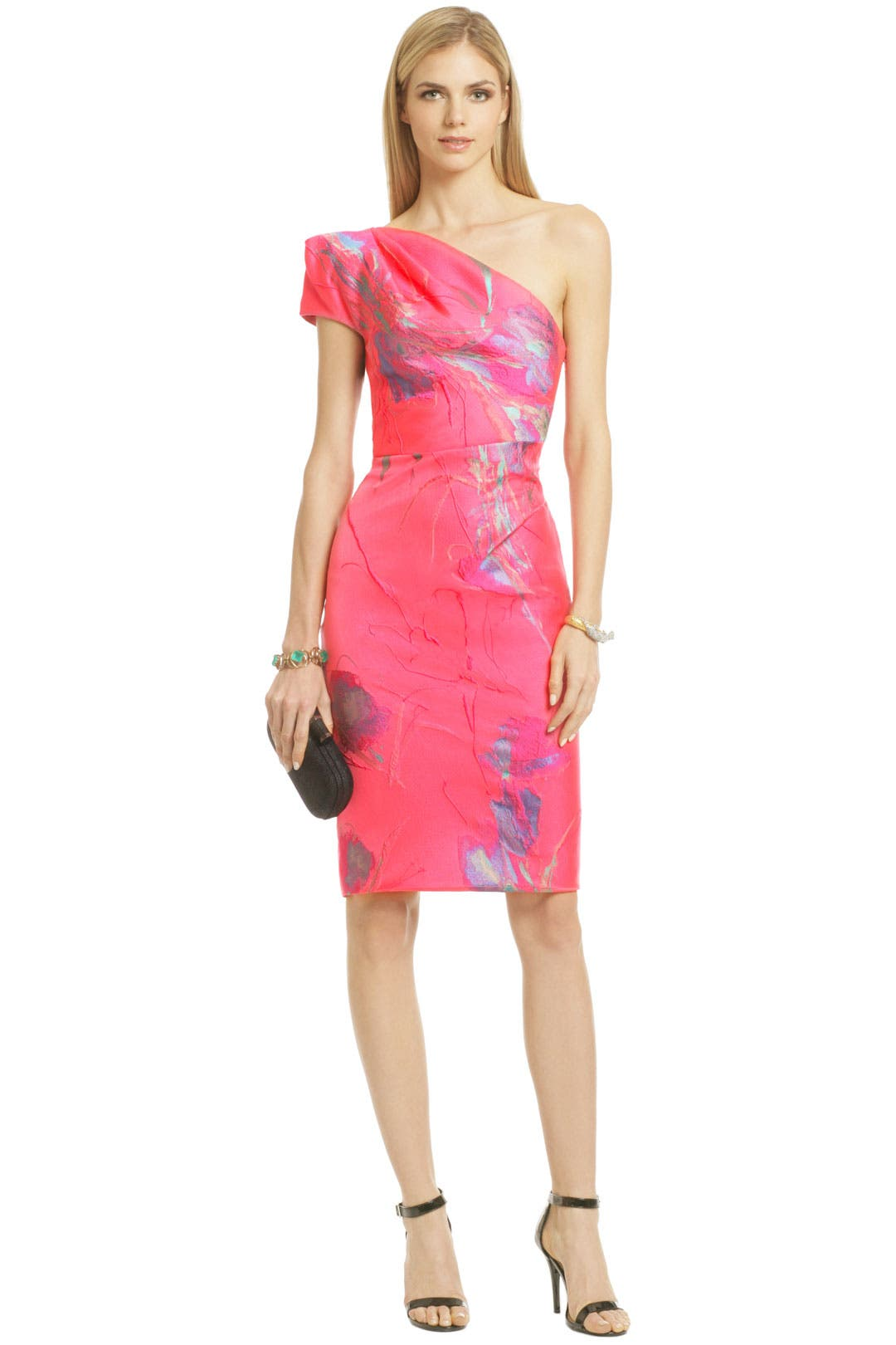 That Feminine Touch Dress by Lela Rose