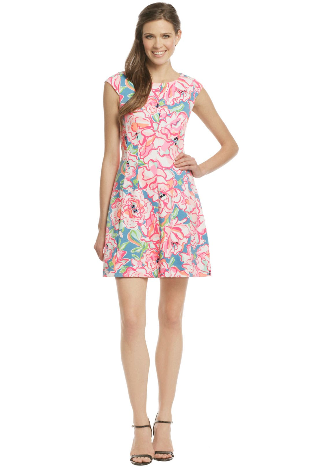 Painted Pansy Dress by Lilly Pulitzer