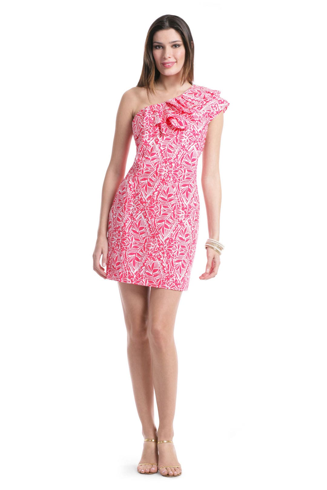 Punchy Pink Dress by Lilly Pulitzer