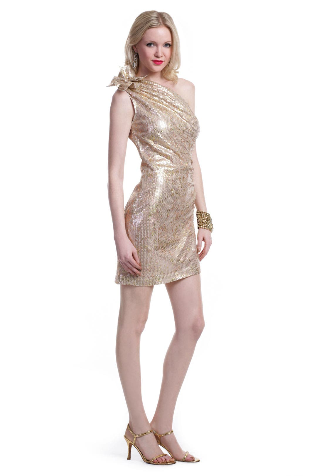 Glitter Gallery Dress by Mark & James by Badgley Mischka