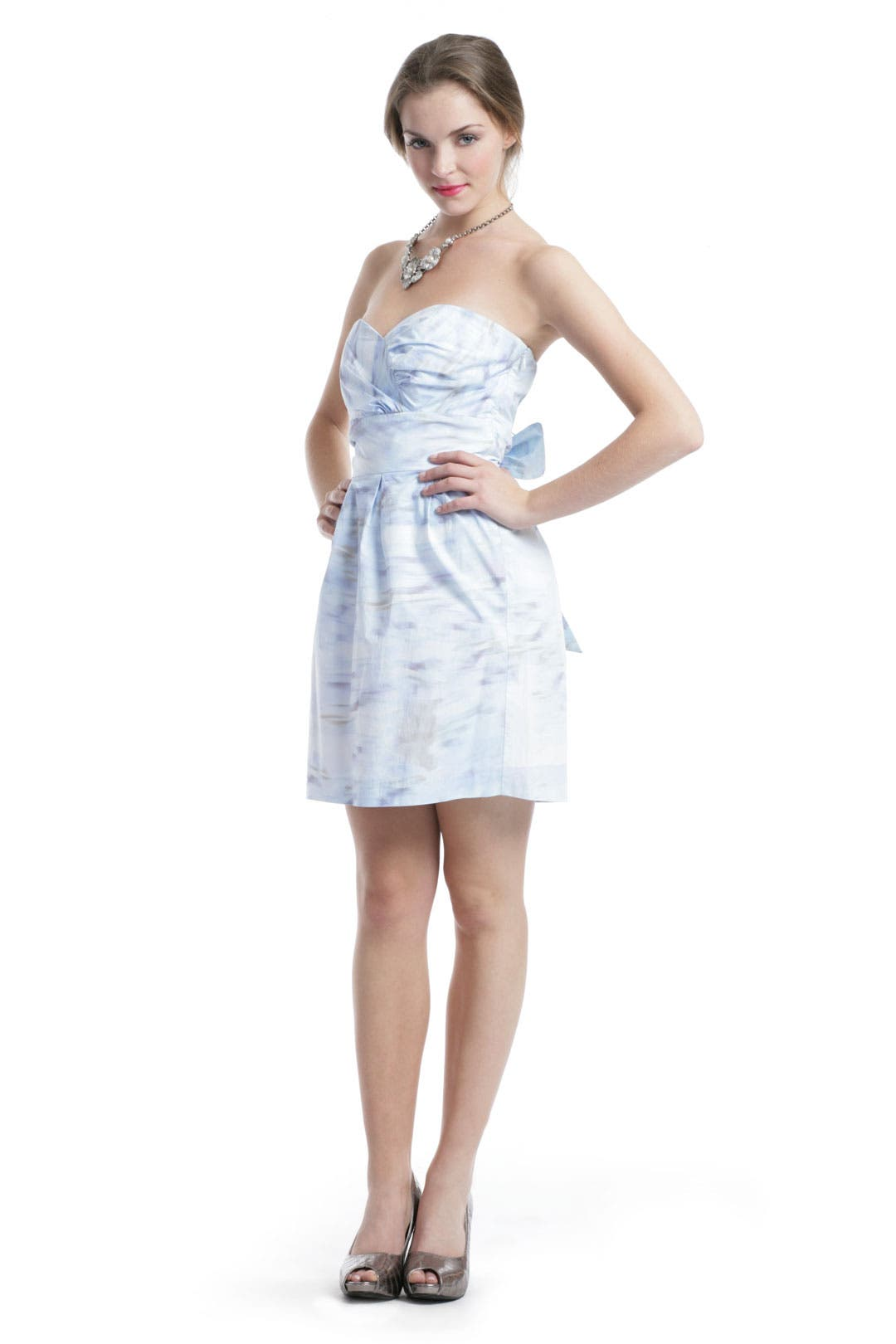 Icebreaker Dress by Mark & James by Badgley Mischka