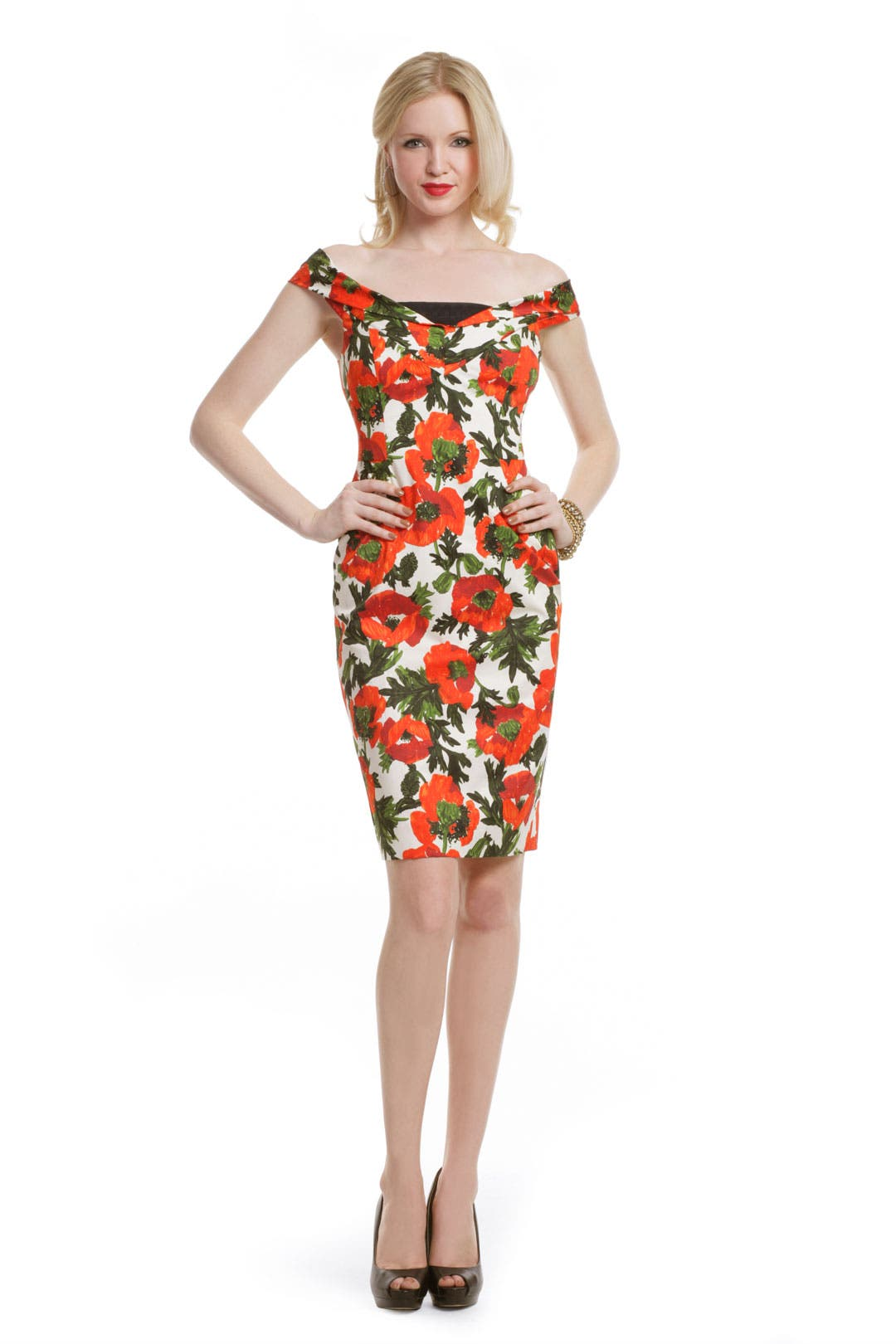 Eva Sheath Dress by Milly