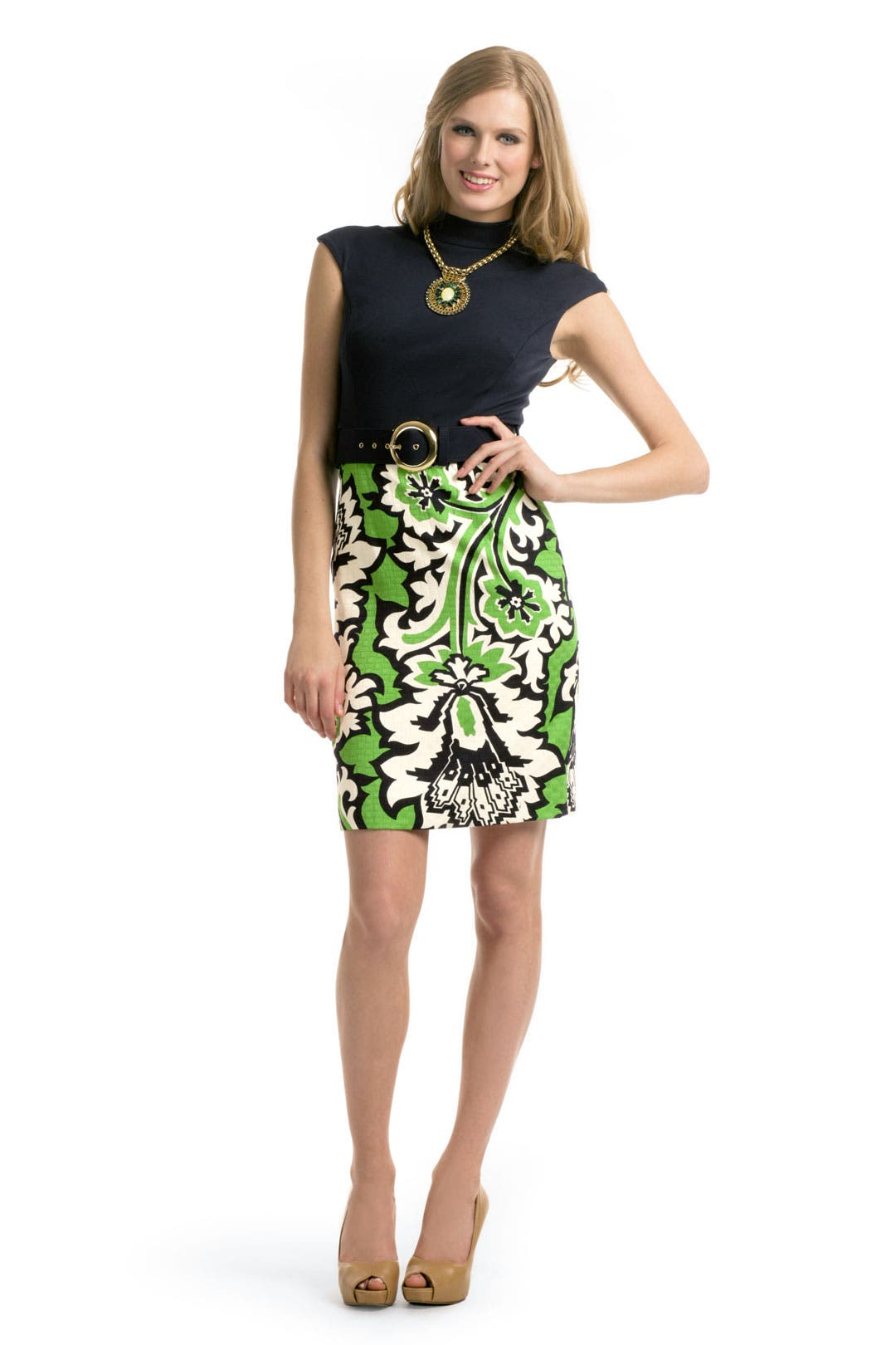 Flower Power Dress by Milly