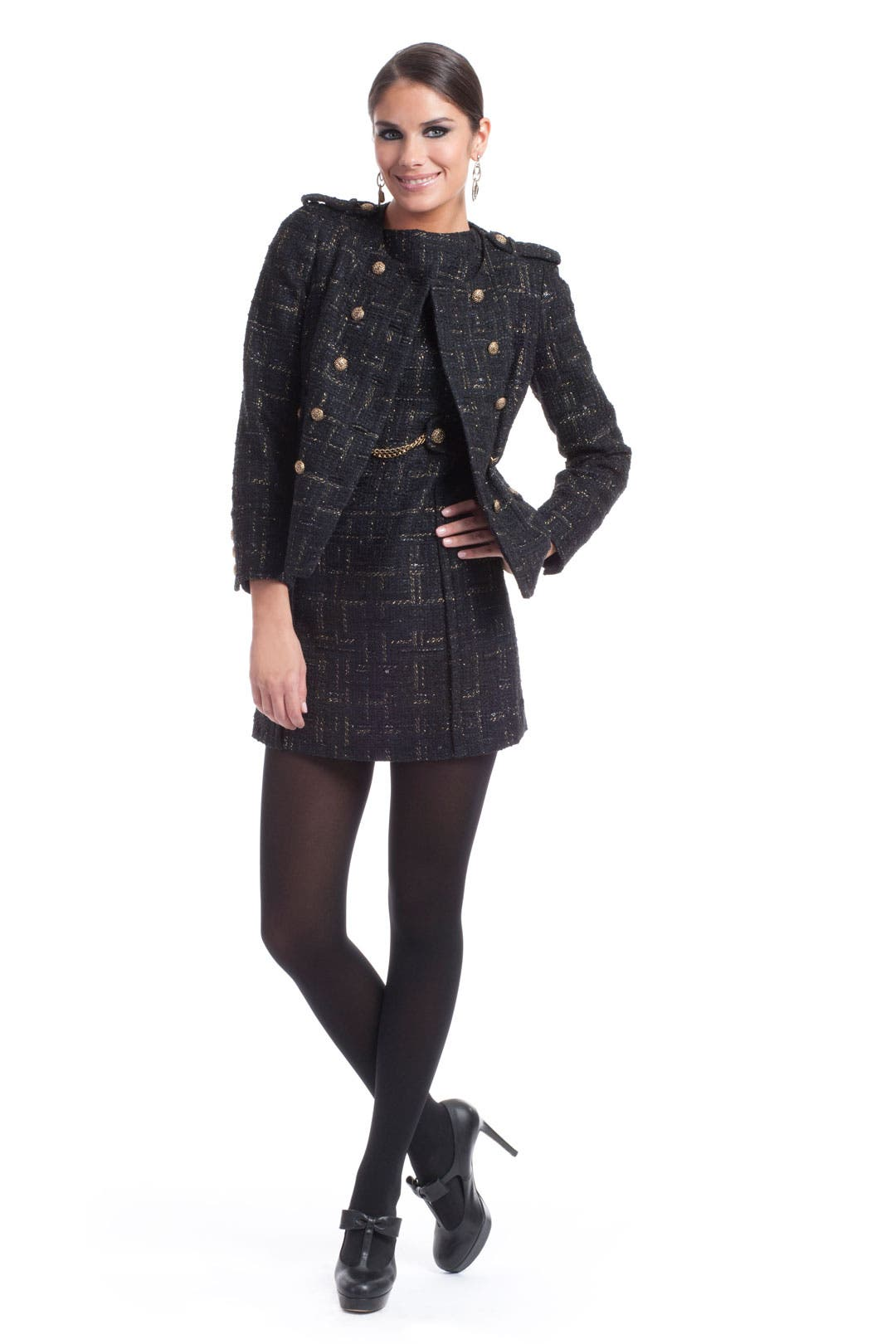 Queen of Scots Jacket by Milly