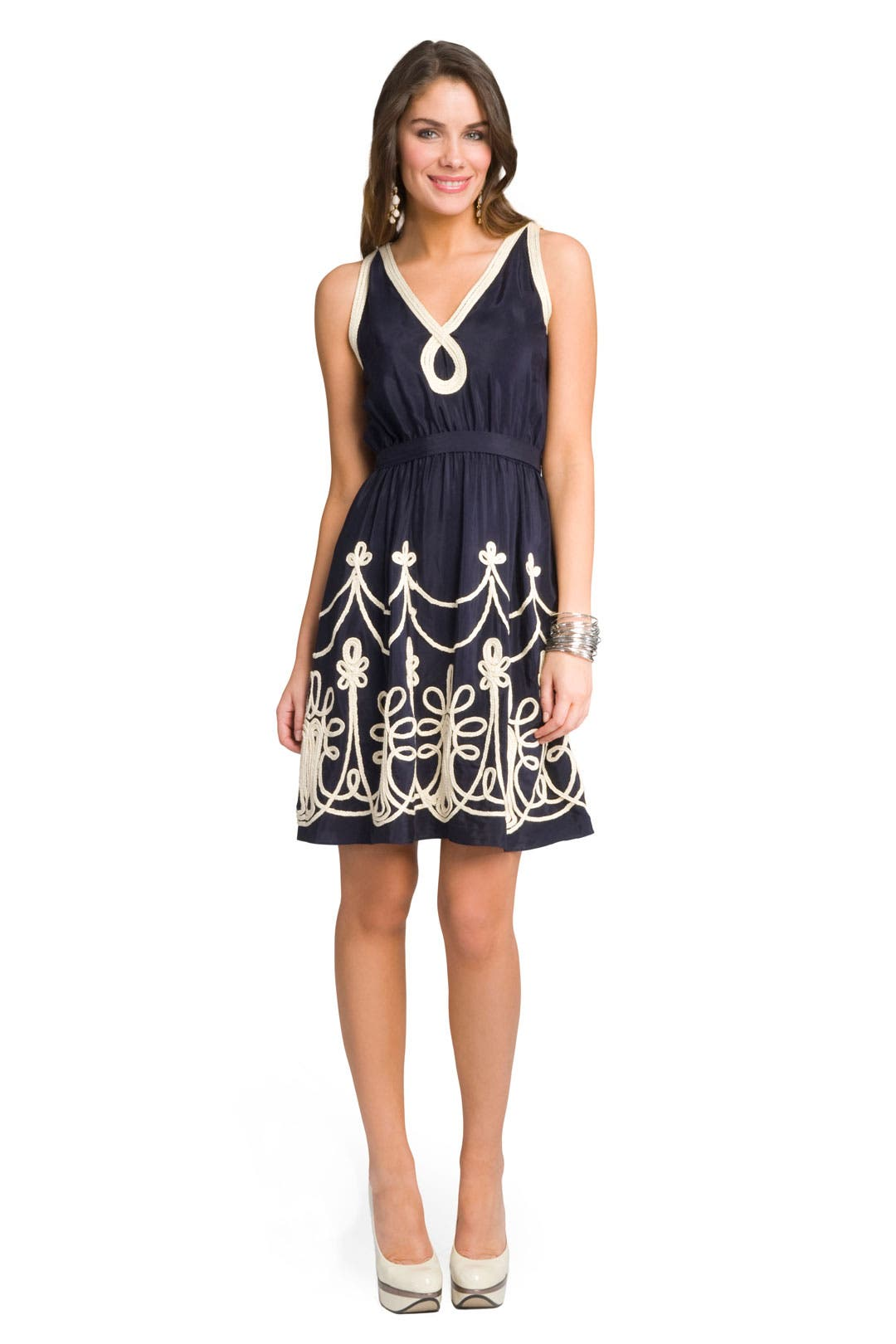 Sail Away Dress by Milly