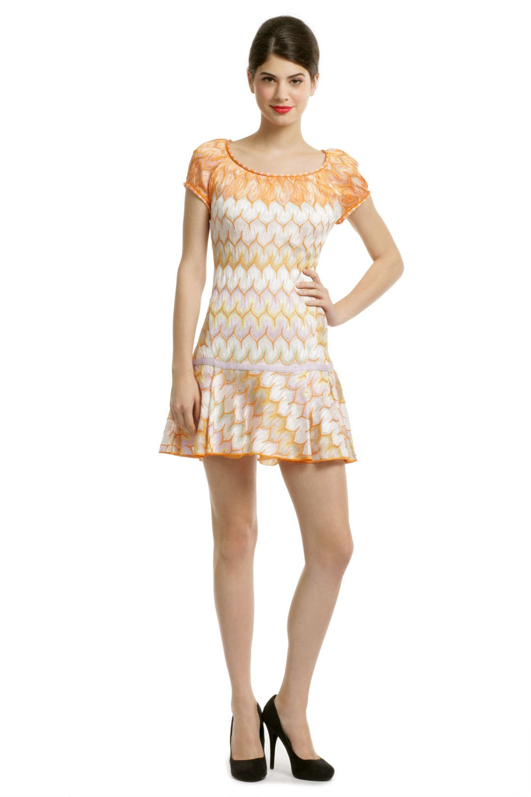 Adelaide Drop Waist Dress by Missoni