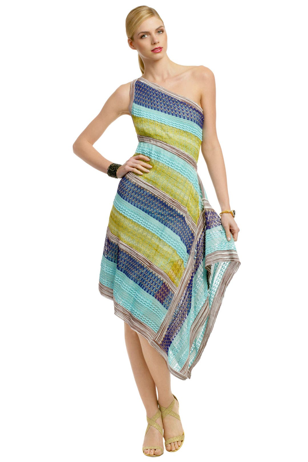 Mermaid Isle Dress by Missoni