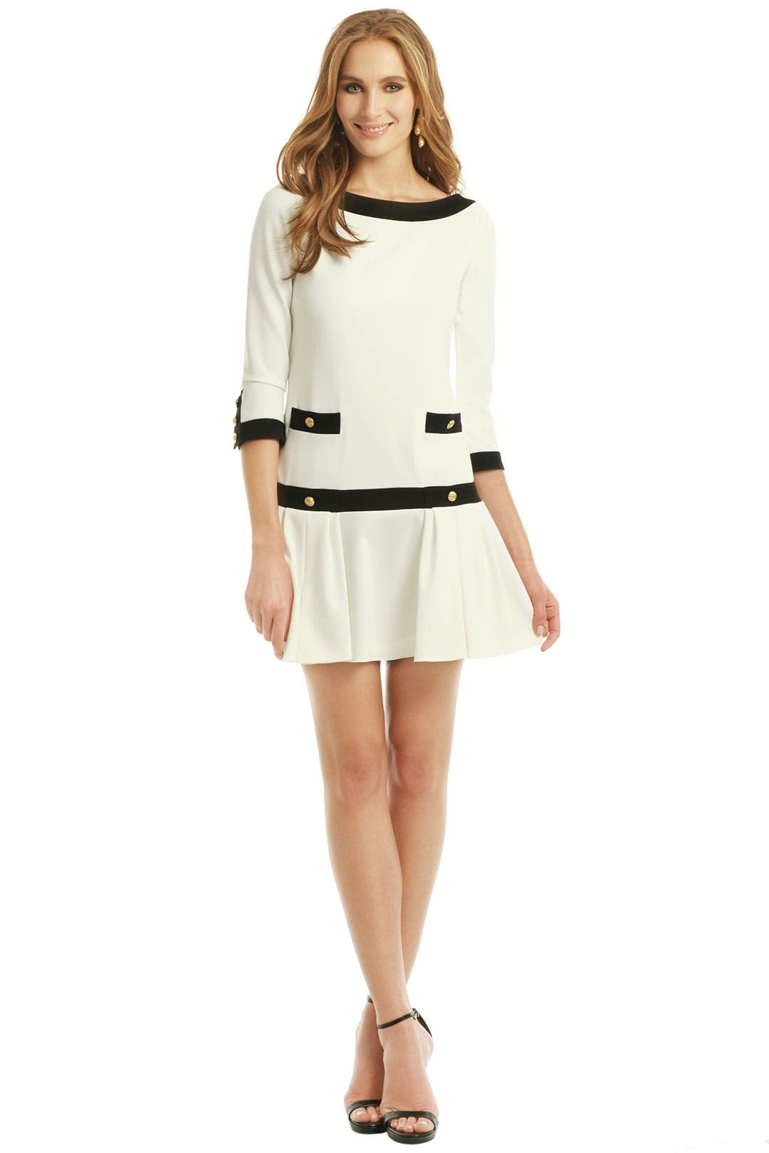 Bon Ton Dress by Moschino
