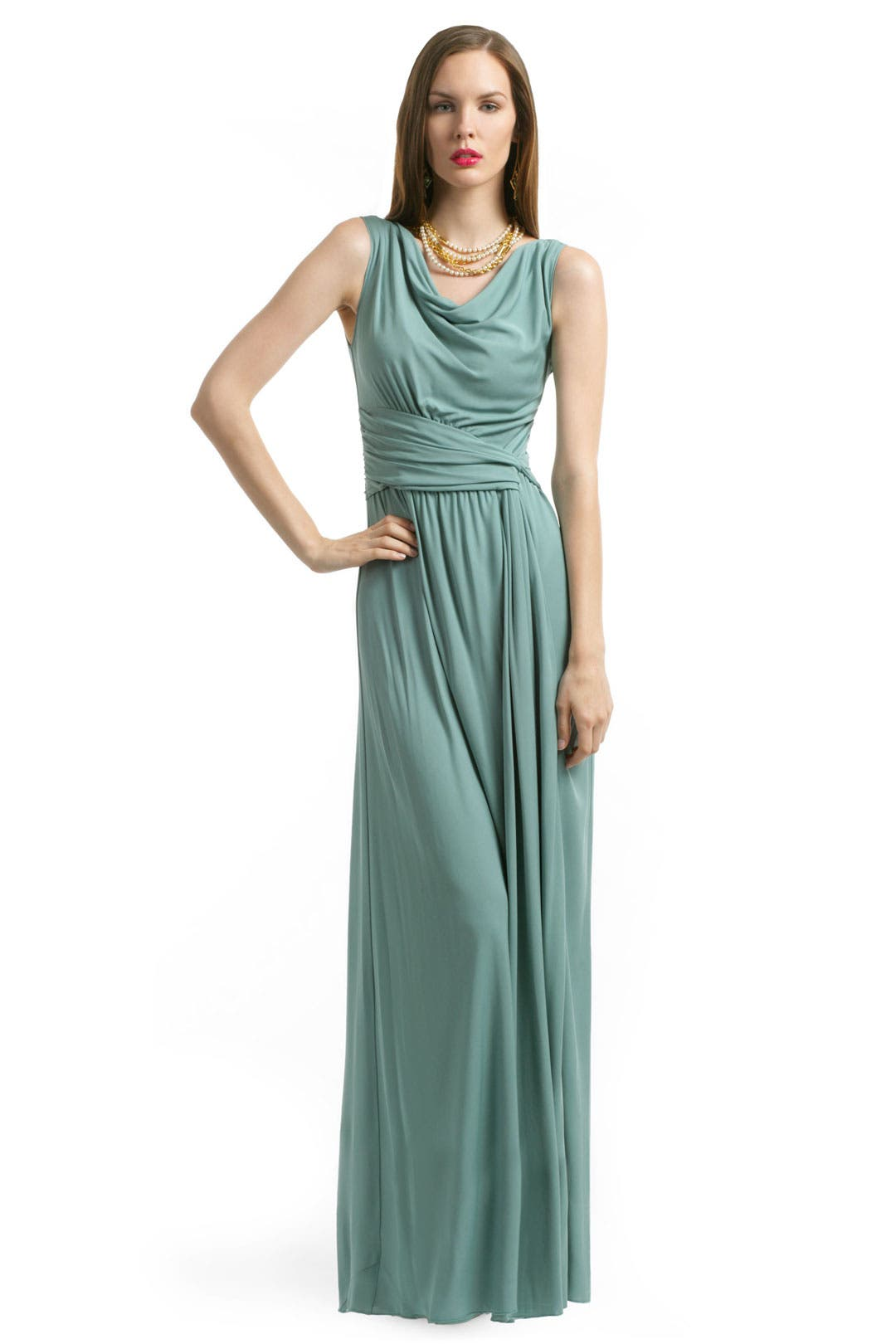 Ocean Jewel Gown by Moschino Cheap And Chic