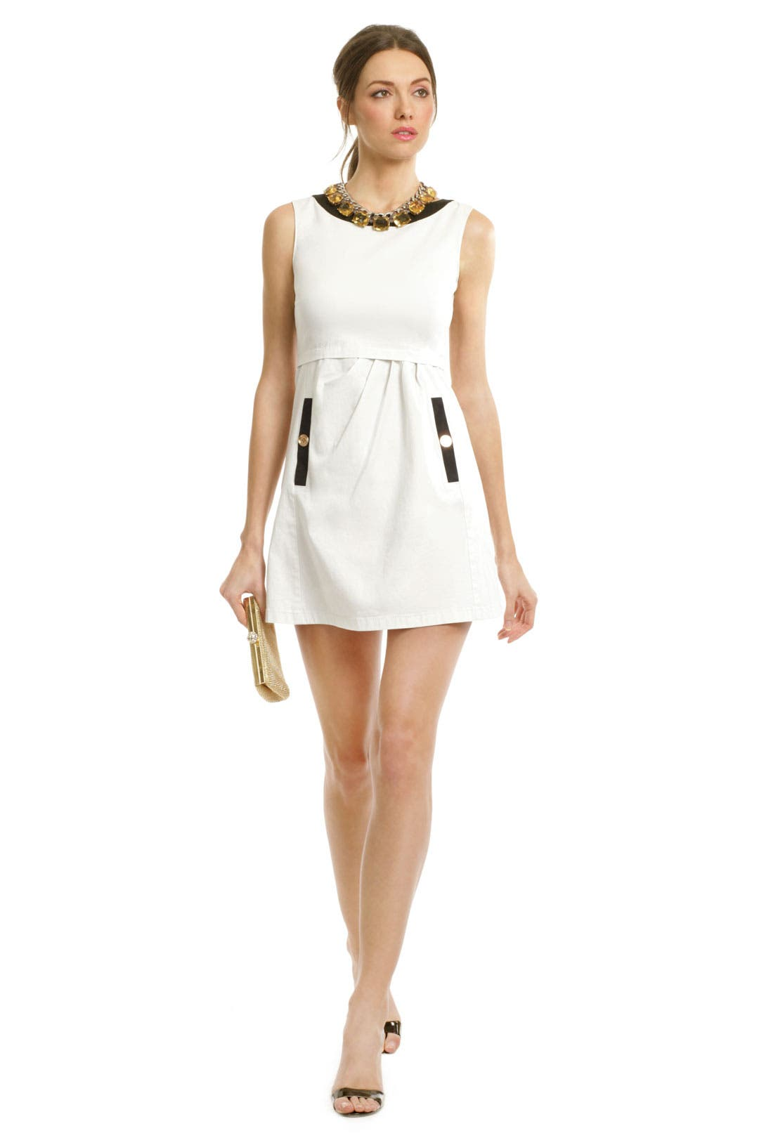 Yacht Party Dress by Moschino Cheap And Chic