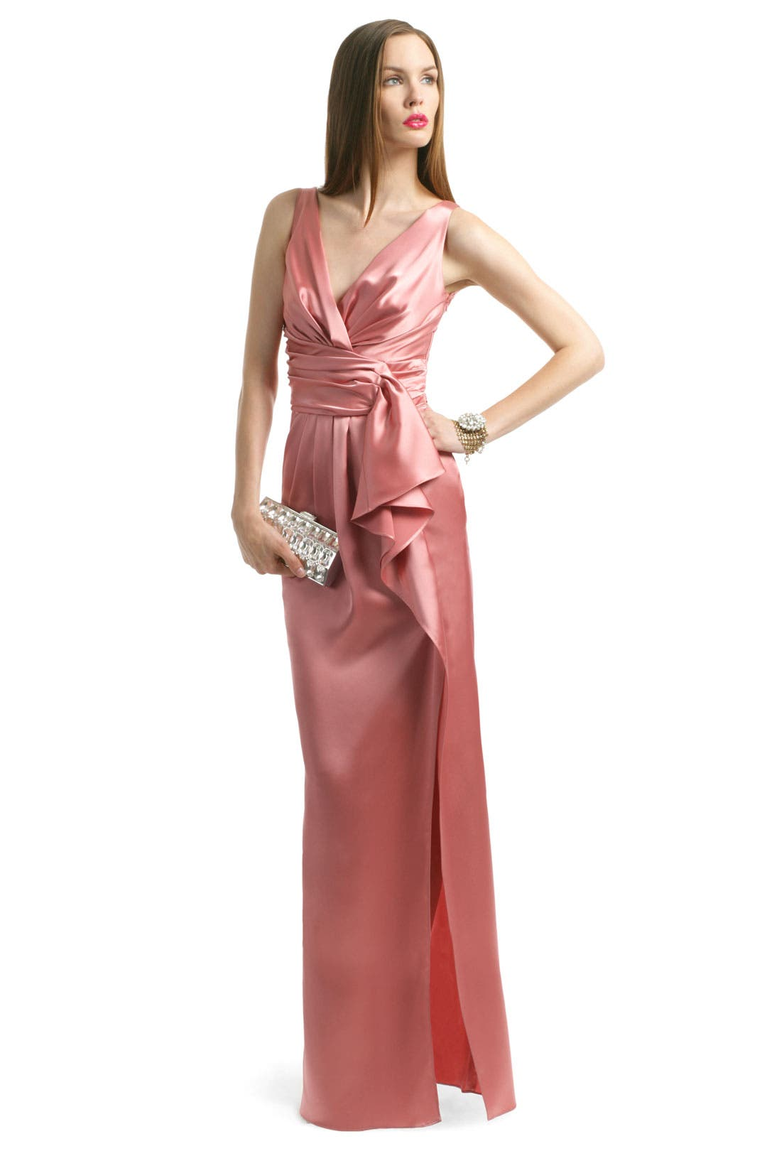Blushing Pink Gown by Moschino