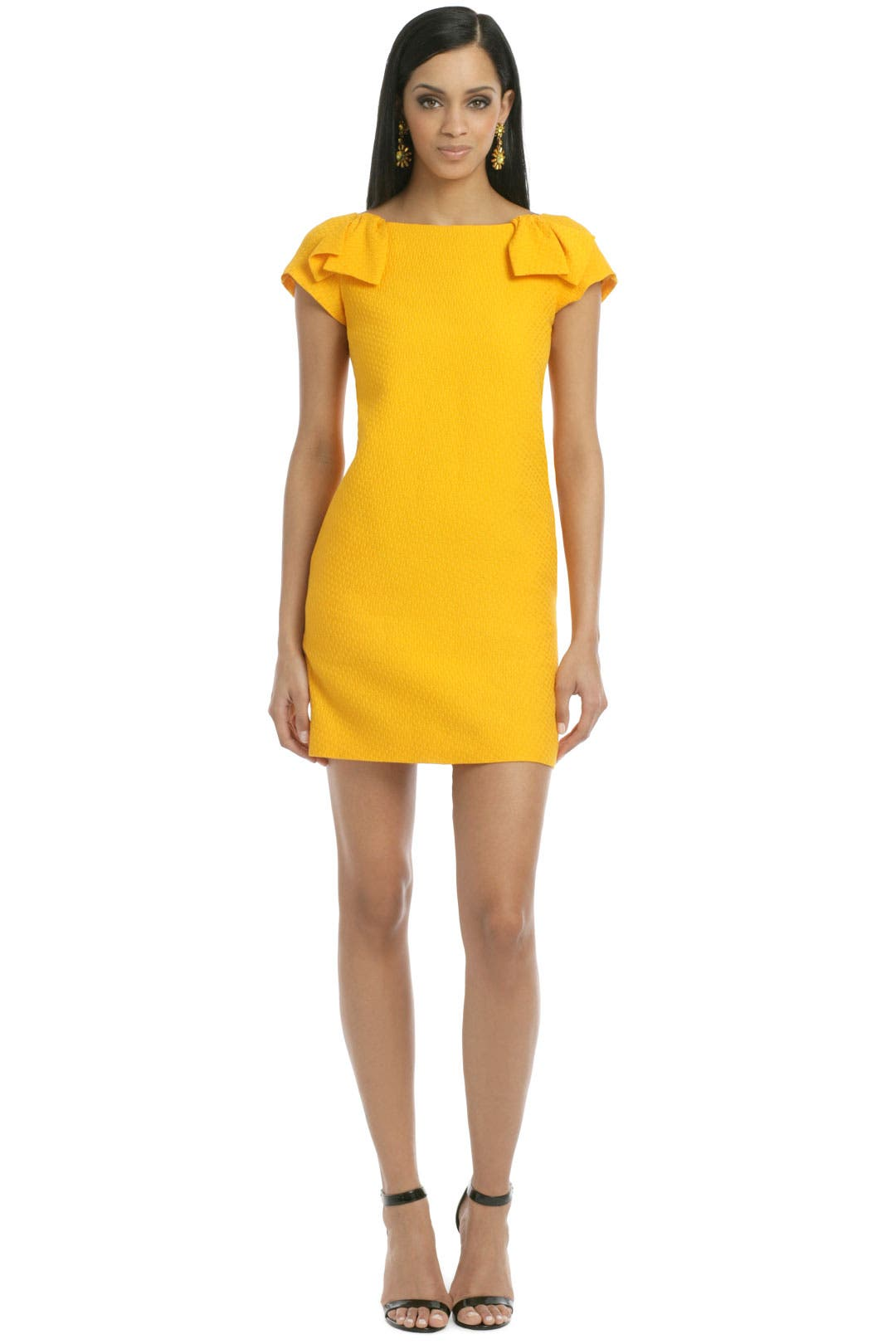 Tulip Petal Sheath by Moschino