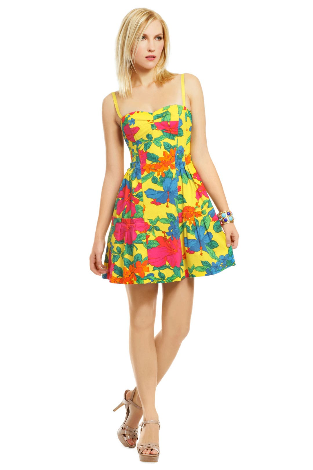 Hawaiian Escape Dress by Nanette Lepore