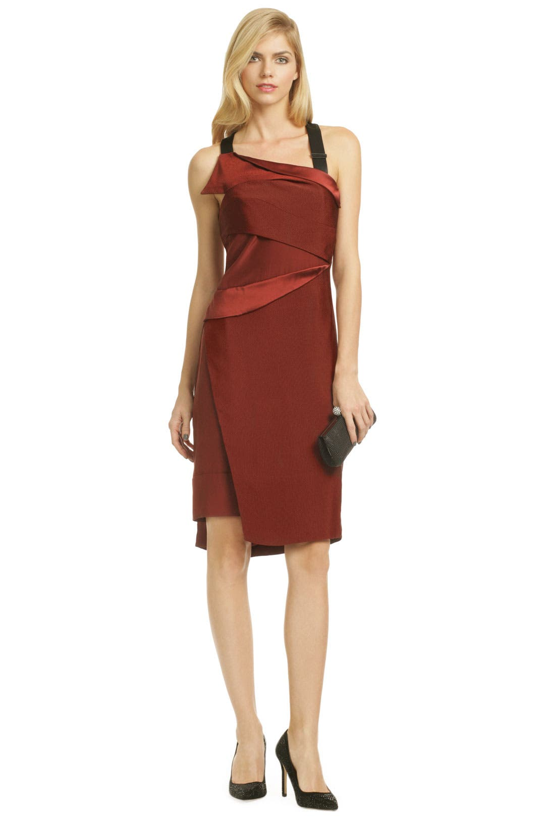 Cross My T Dress by Narciso Rodriguez