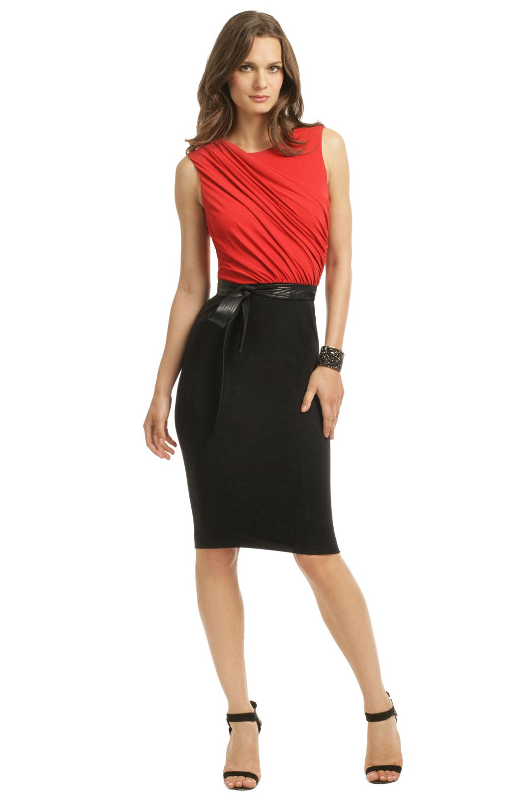 Poker Face Sheath by Narciso Rodriguez