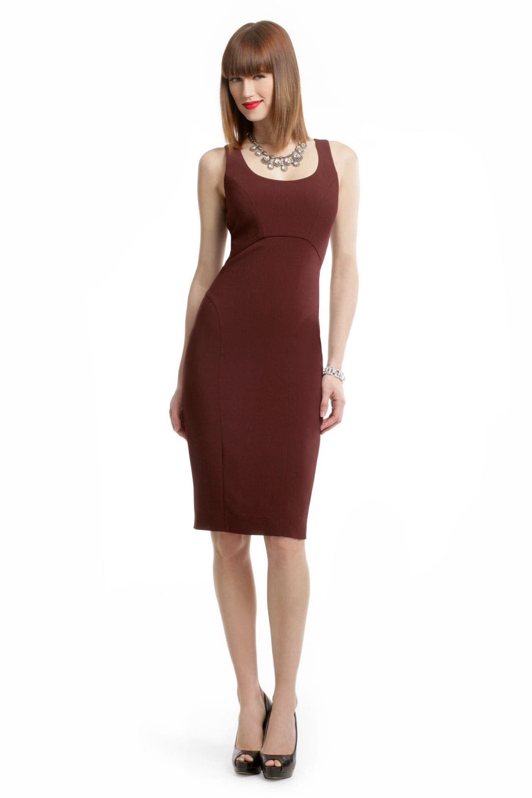 Red Red Wine Dress by Narciso Rodriguez