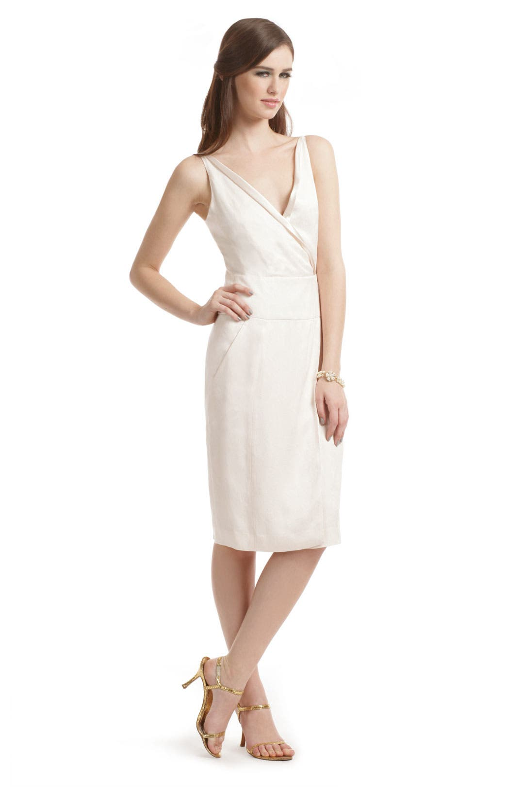 Sand Ripples Dress by Narciso Rodriguez
