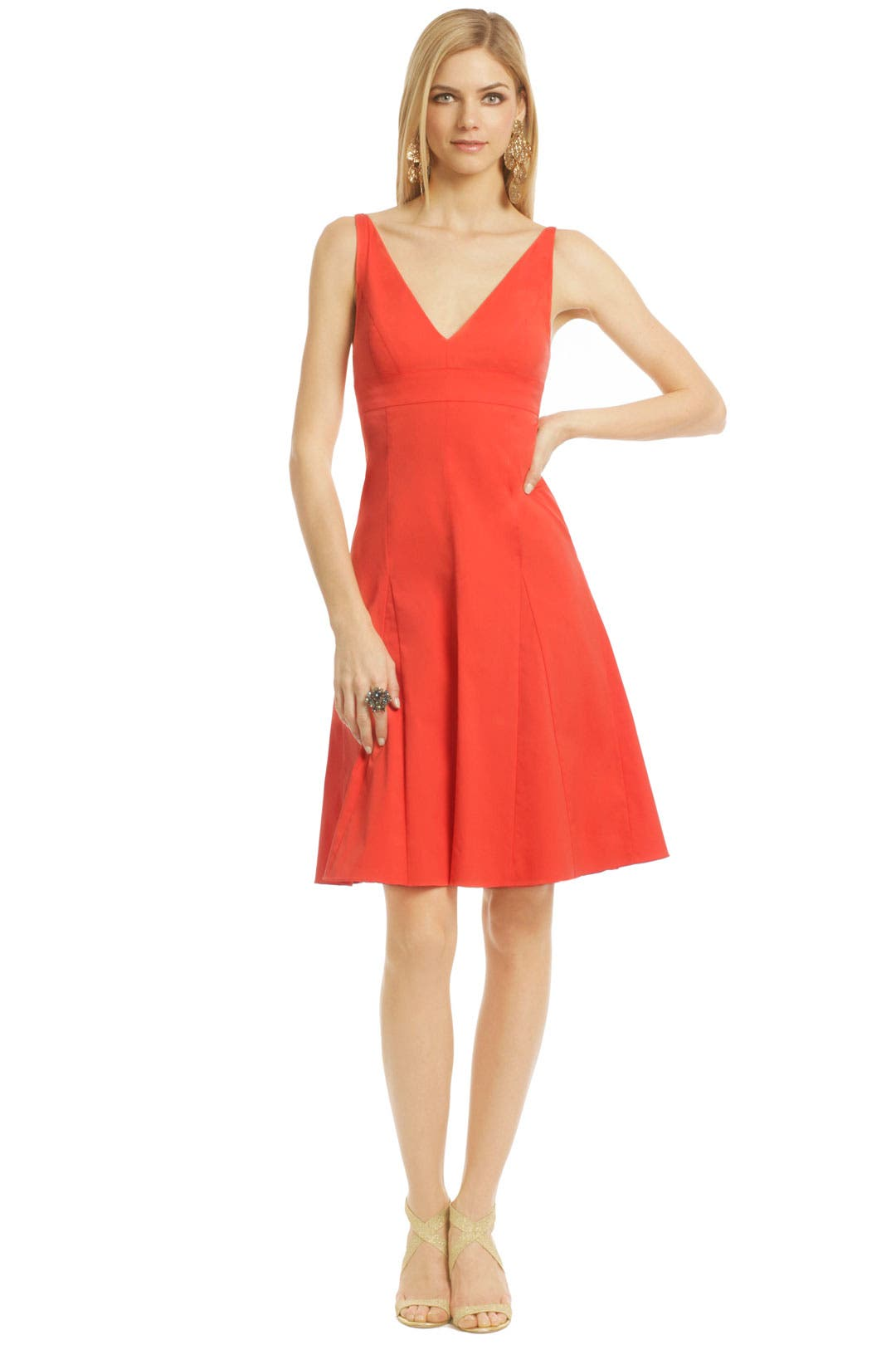 Sun Rising Dress by Narciso Rodriguez