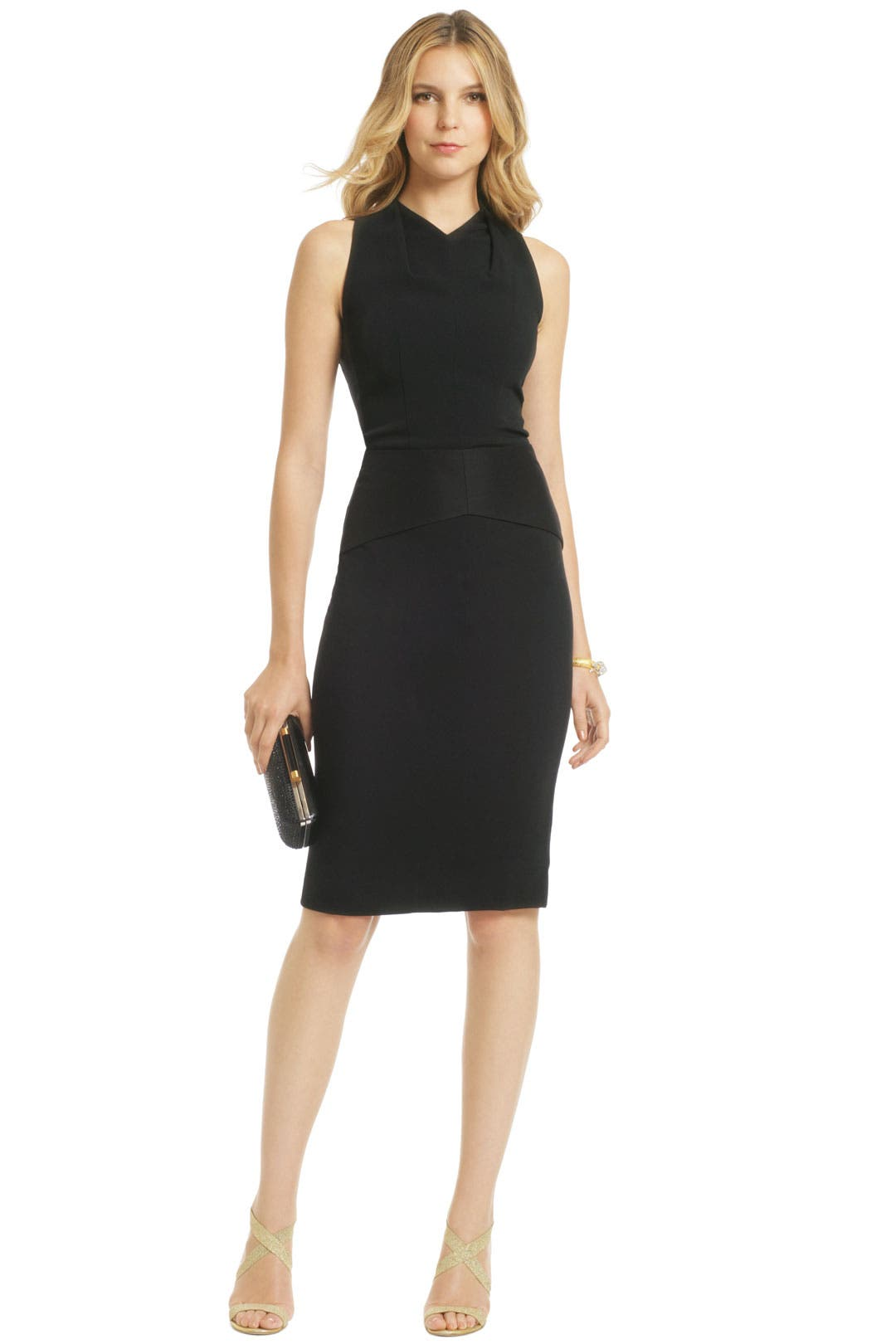 Woman in Charge Dress by Narciso Rodriguez
