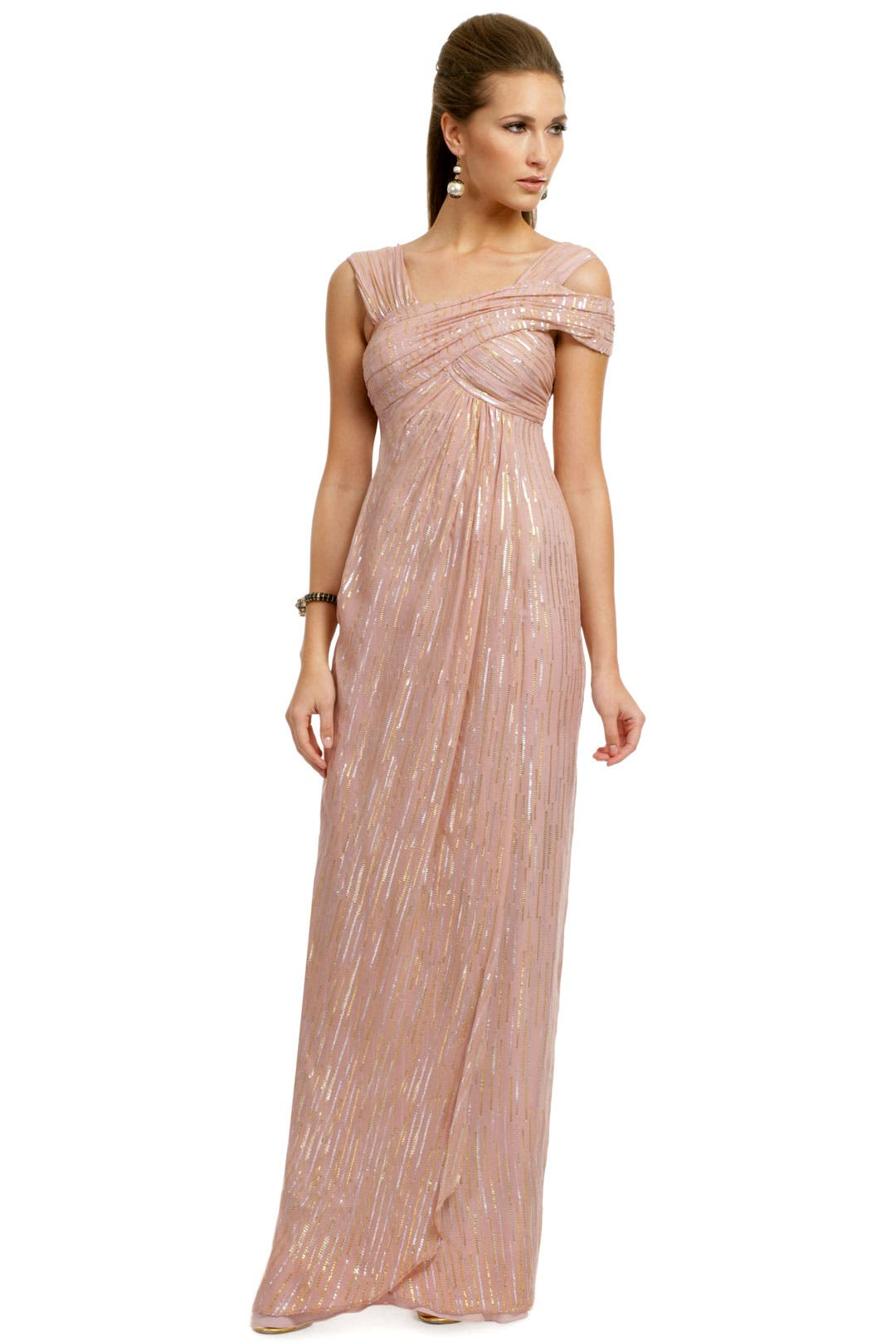 Trendy Tracy Gown by Nicole Miller