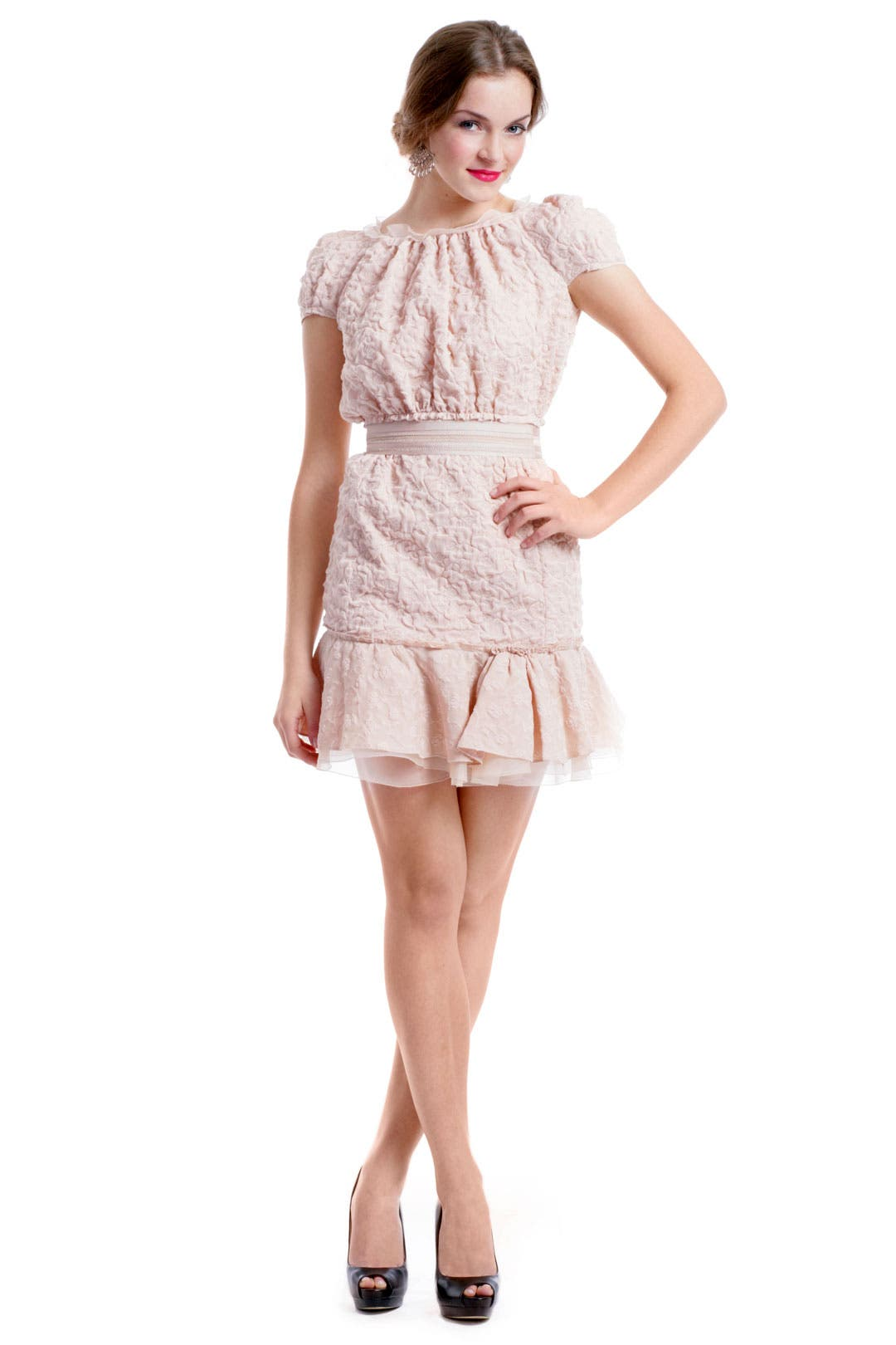 Pink Clouds Dress by Nina Ricci