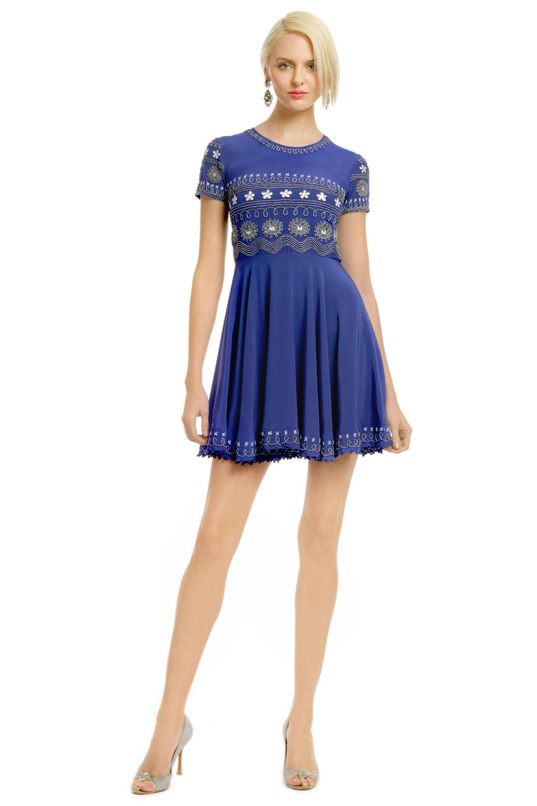 Stitch to Stitch Dress by Opening Ceremony