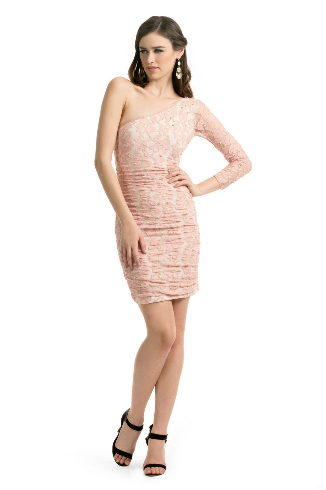 Blushing Ballerina Dress by Pencey