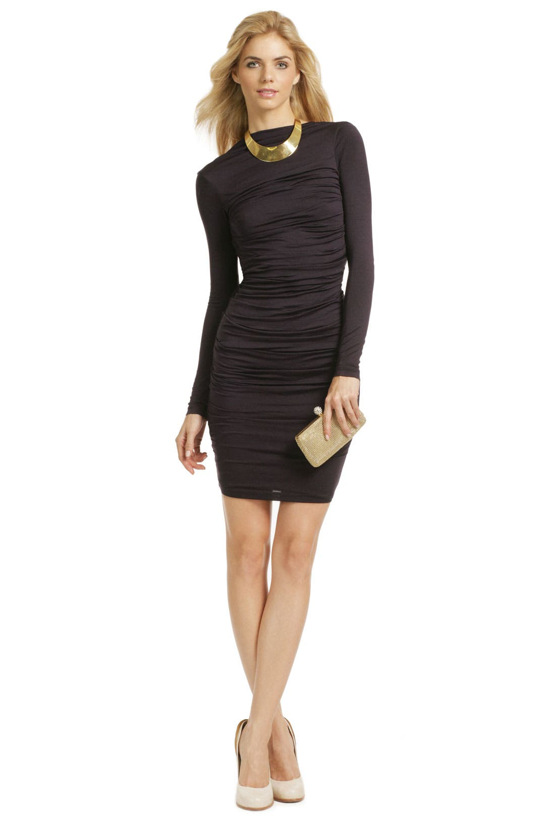 Talk The Talk Dress by Plein Sud