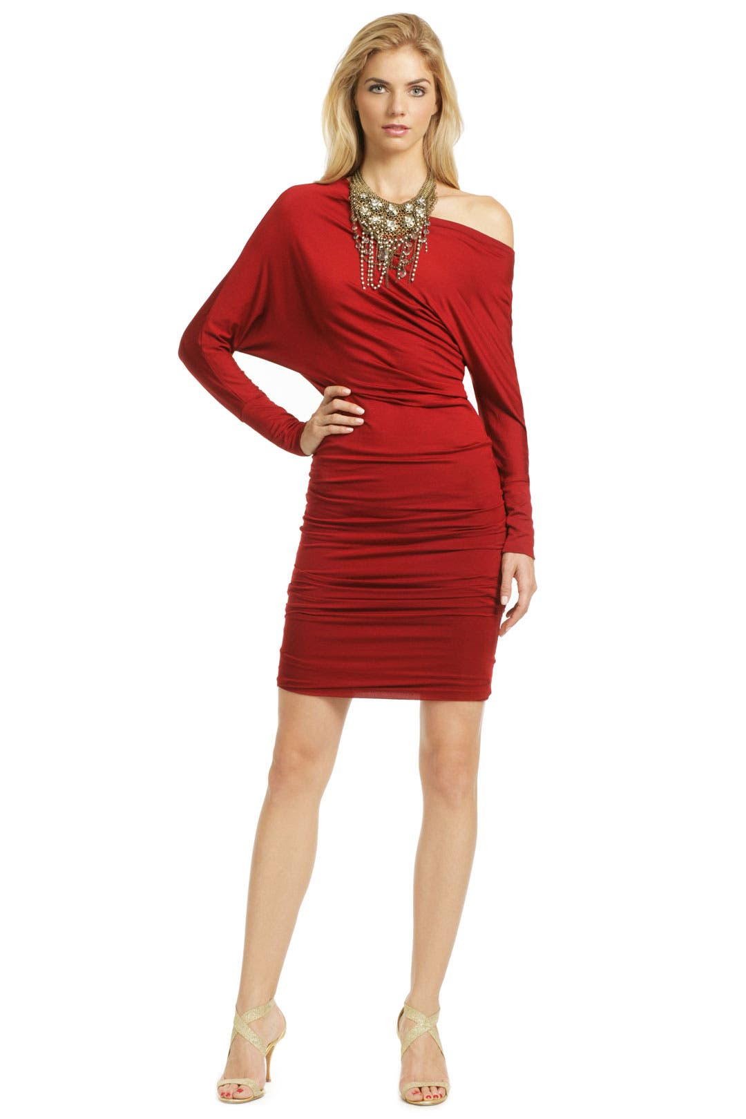 Temperature Rising Dress by Plein Sud
