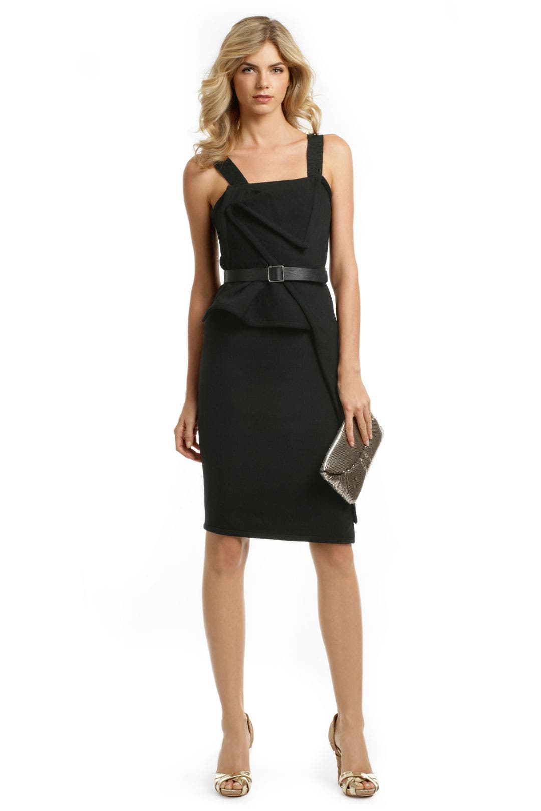 Power Belted Sheath by Proenza Schouler