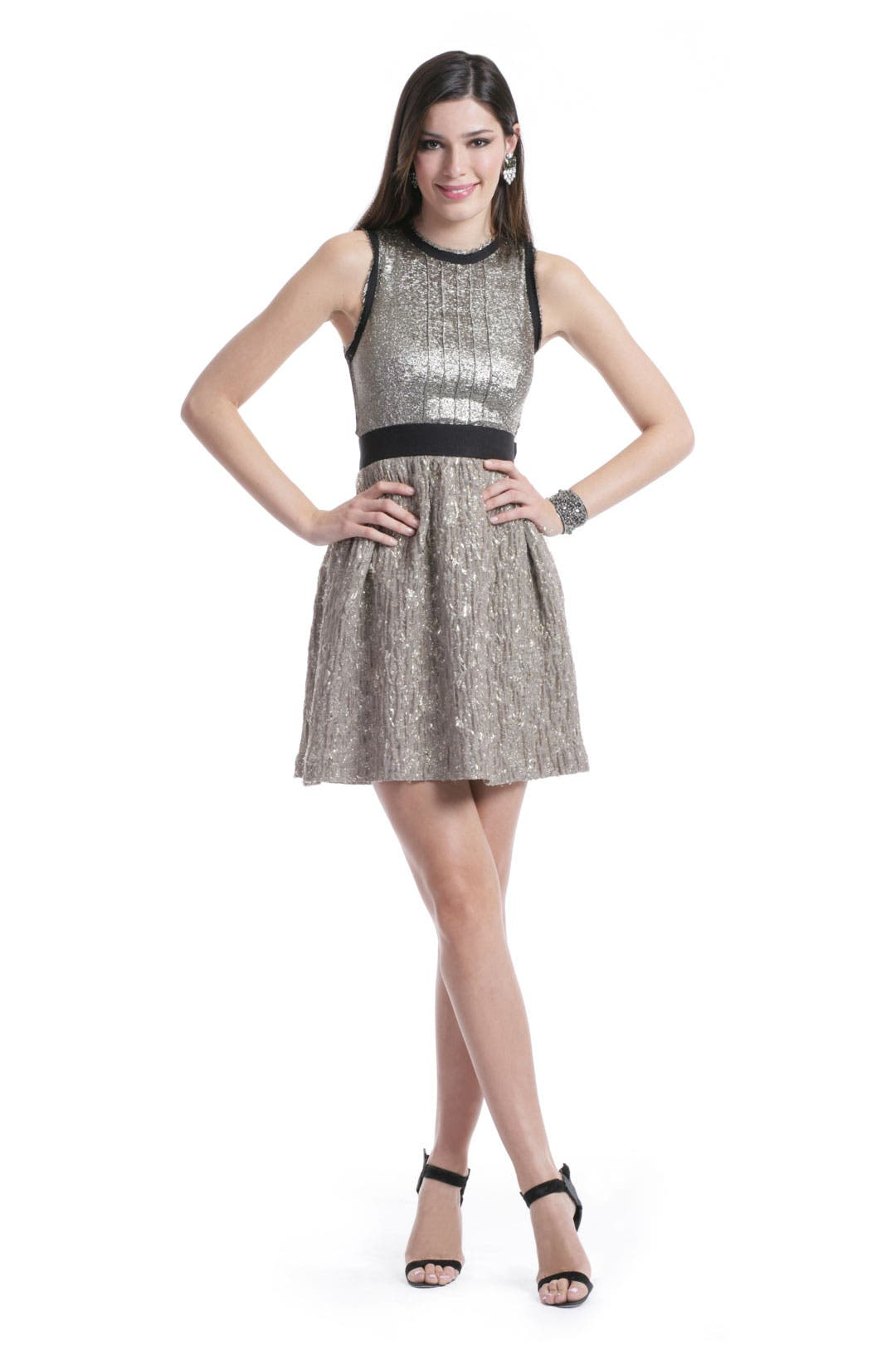 Sparkle in My Eye Dress by Proenza Schouler
