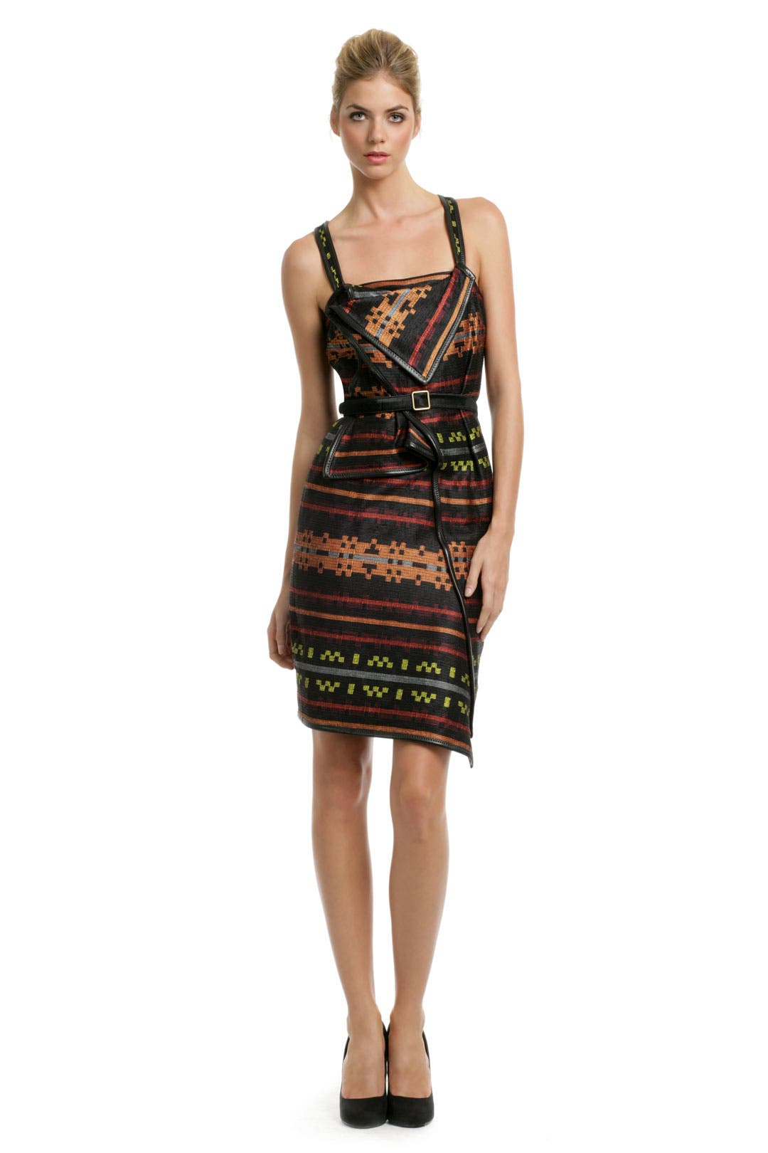 Wild Wild West Dress by Proenza Schouler