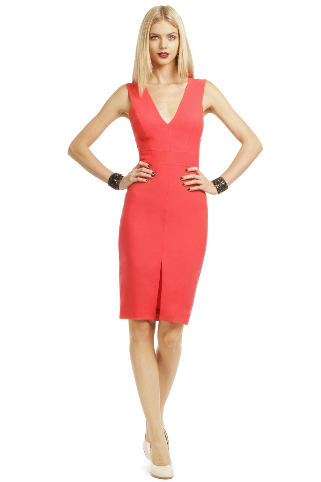 Snap Out Of It Dress by Rachel Roy