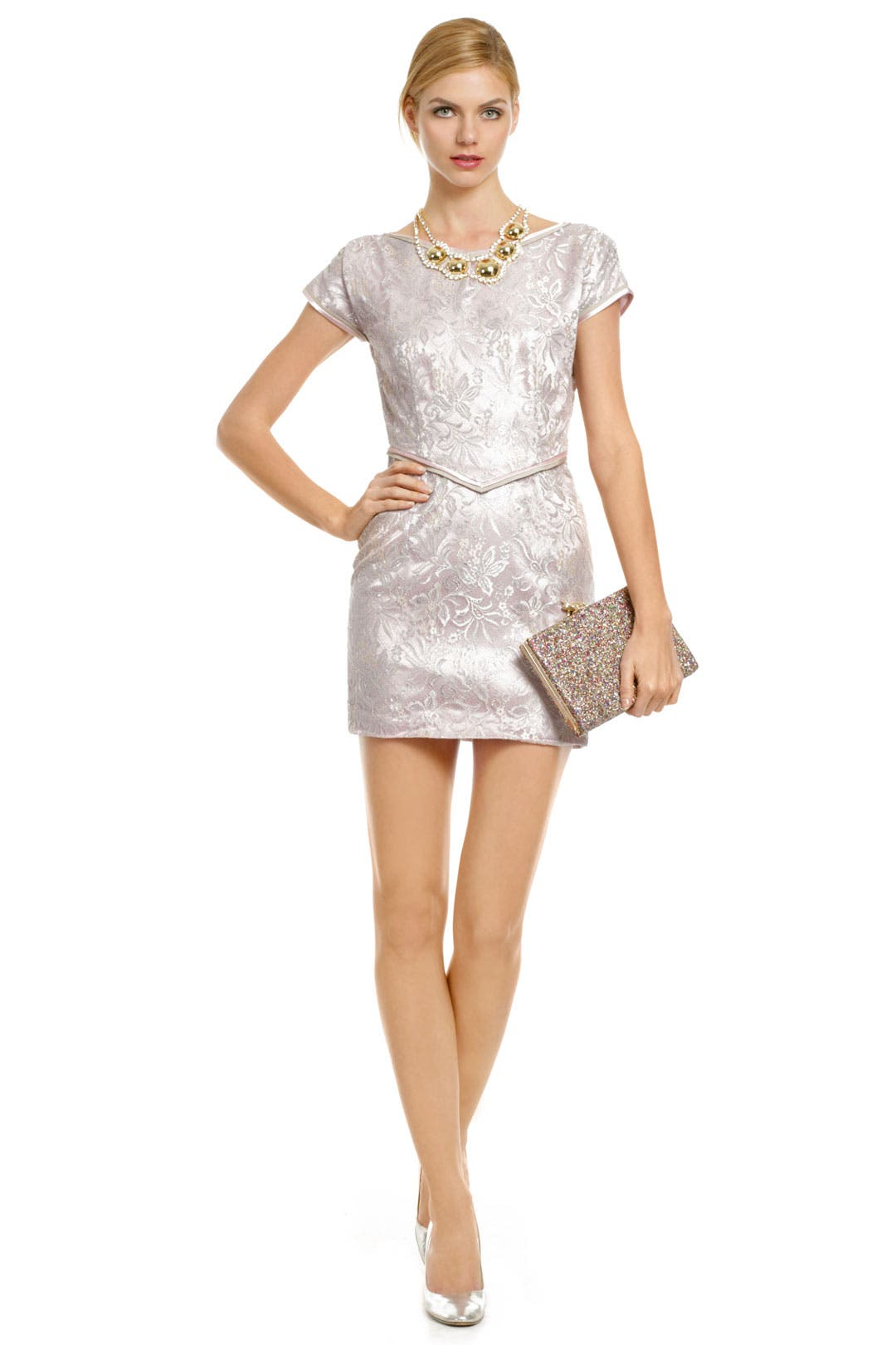 Just a Hint of Sparkle Dress by Radenroro