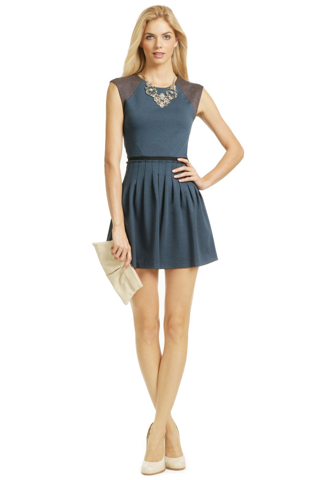 Work Hard Play Hard Dress by Rebecca Taylor