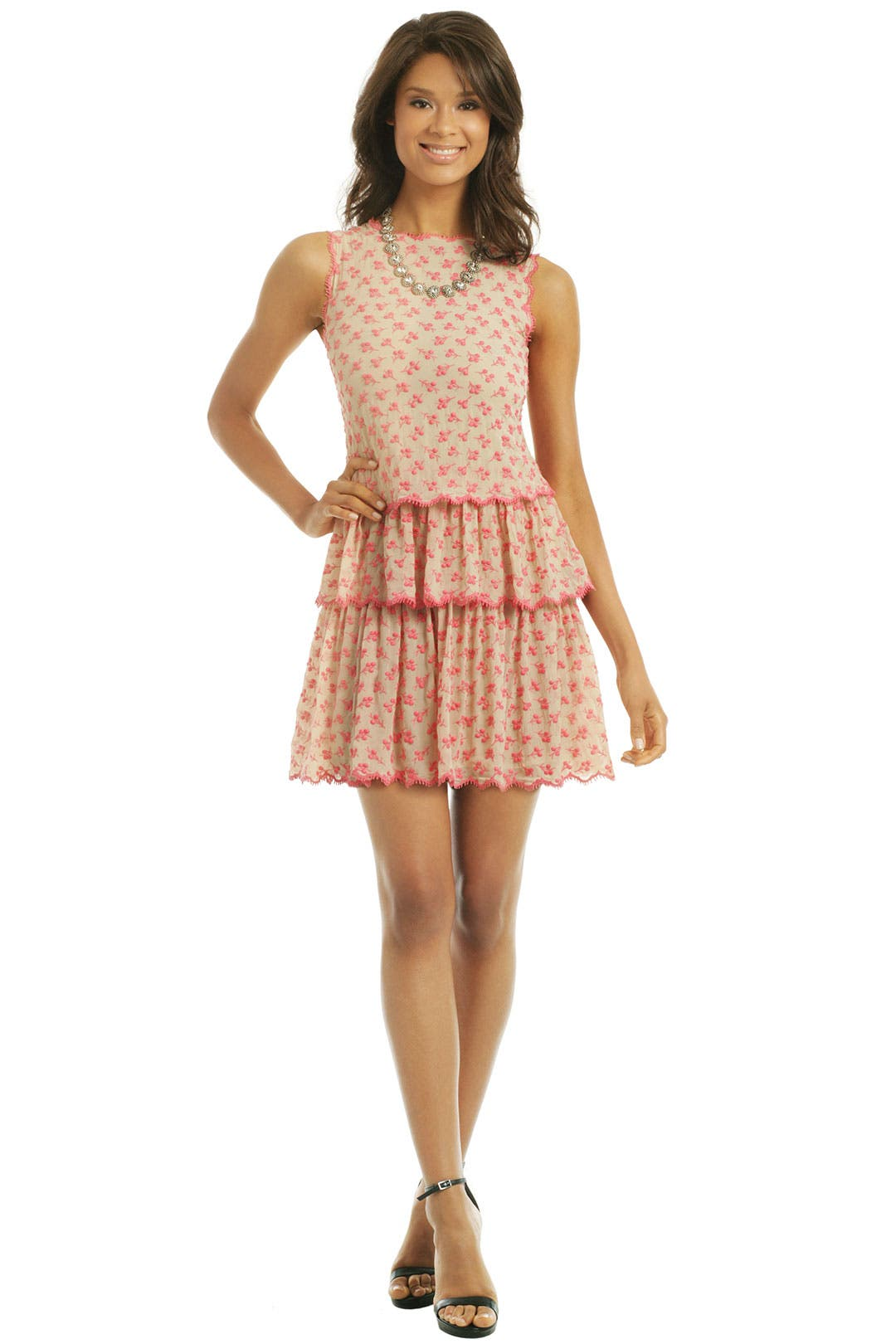 Cherry Pick Dress by RED Valentino