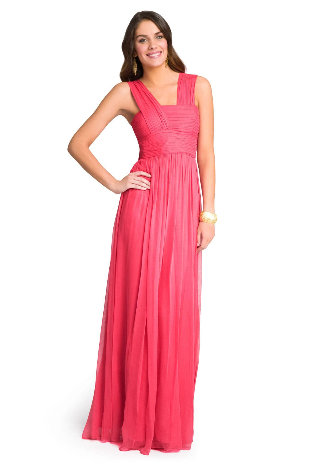 Bright Bodice Gown by Robert Rodriguez Black Label