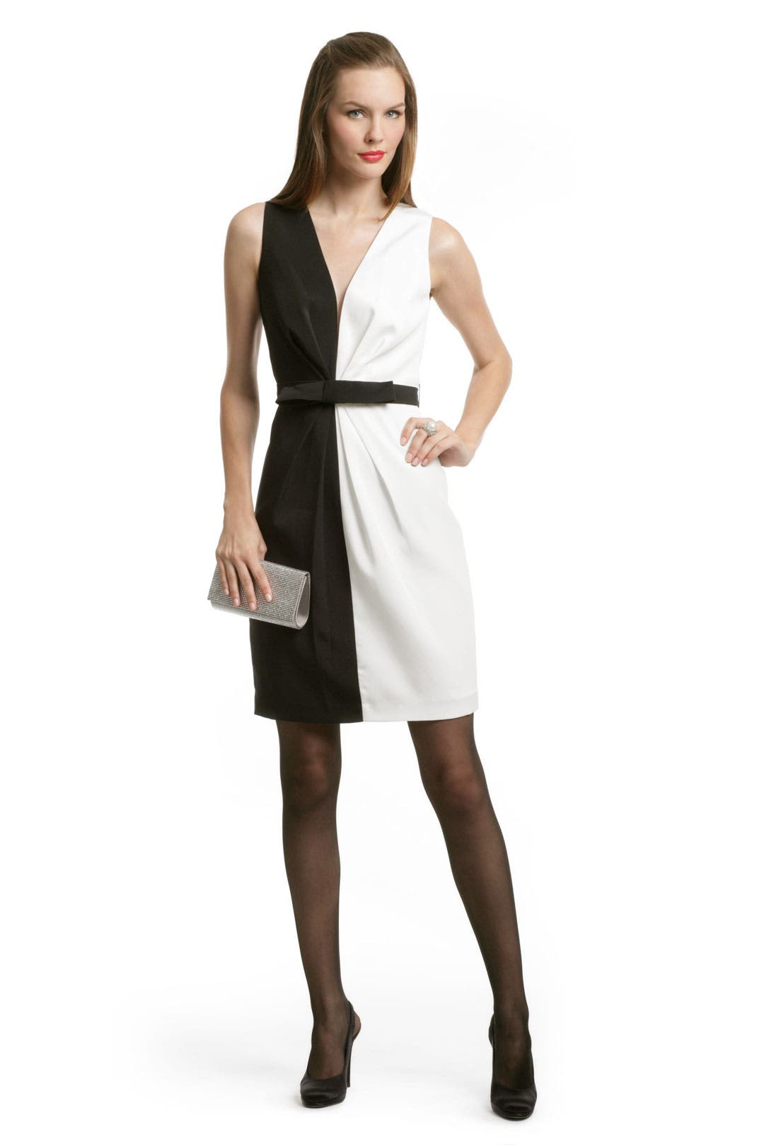 Lady Tux Dress by Robert Rodriguez Black Label