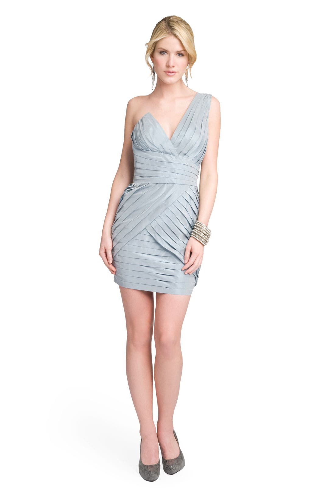 Wrap Up Dress by Robert Rodriguez Black Label