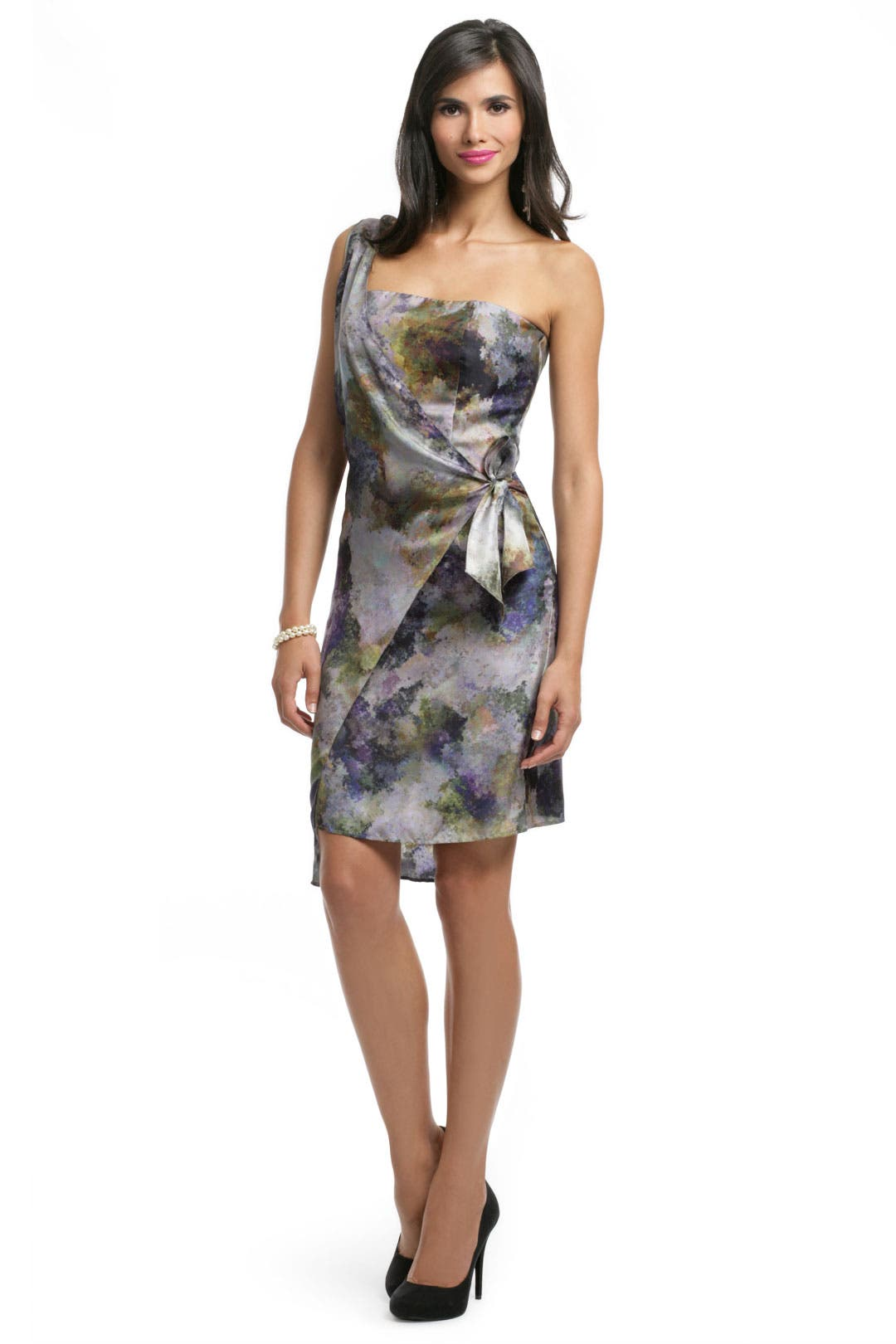 Monet Side Tie Dress by Sachin + Babi