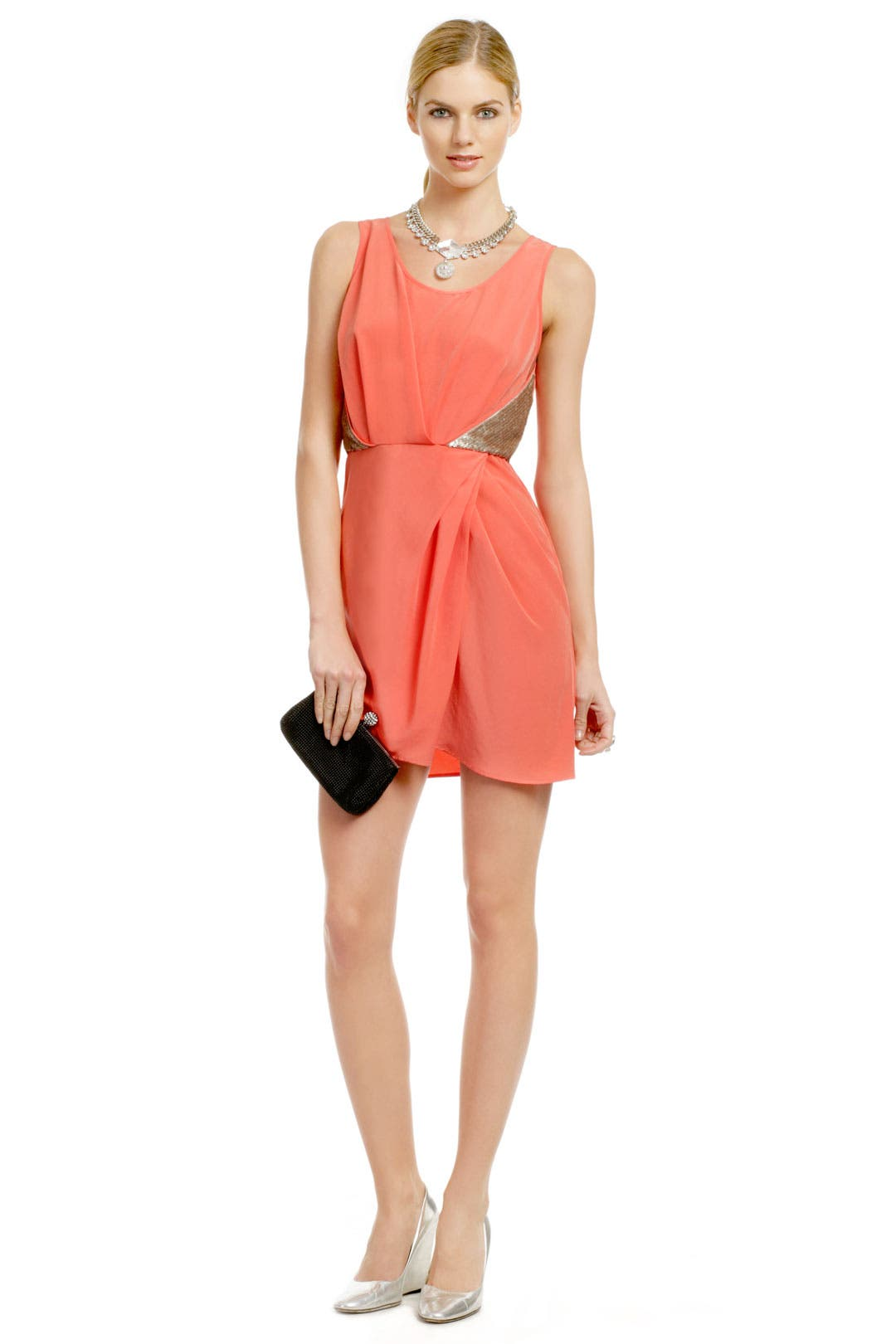 Neon Nightlife Dress by Sachin + Babi
