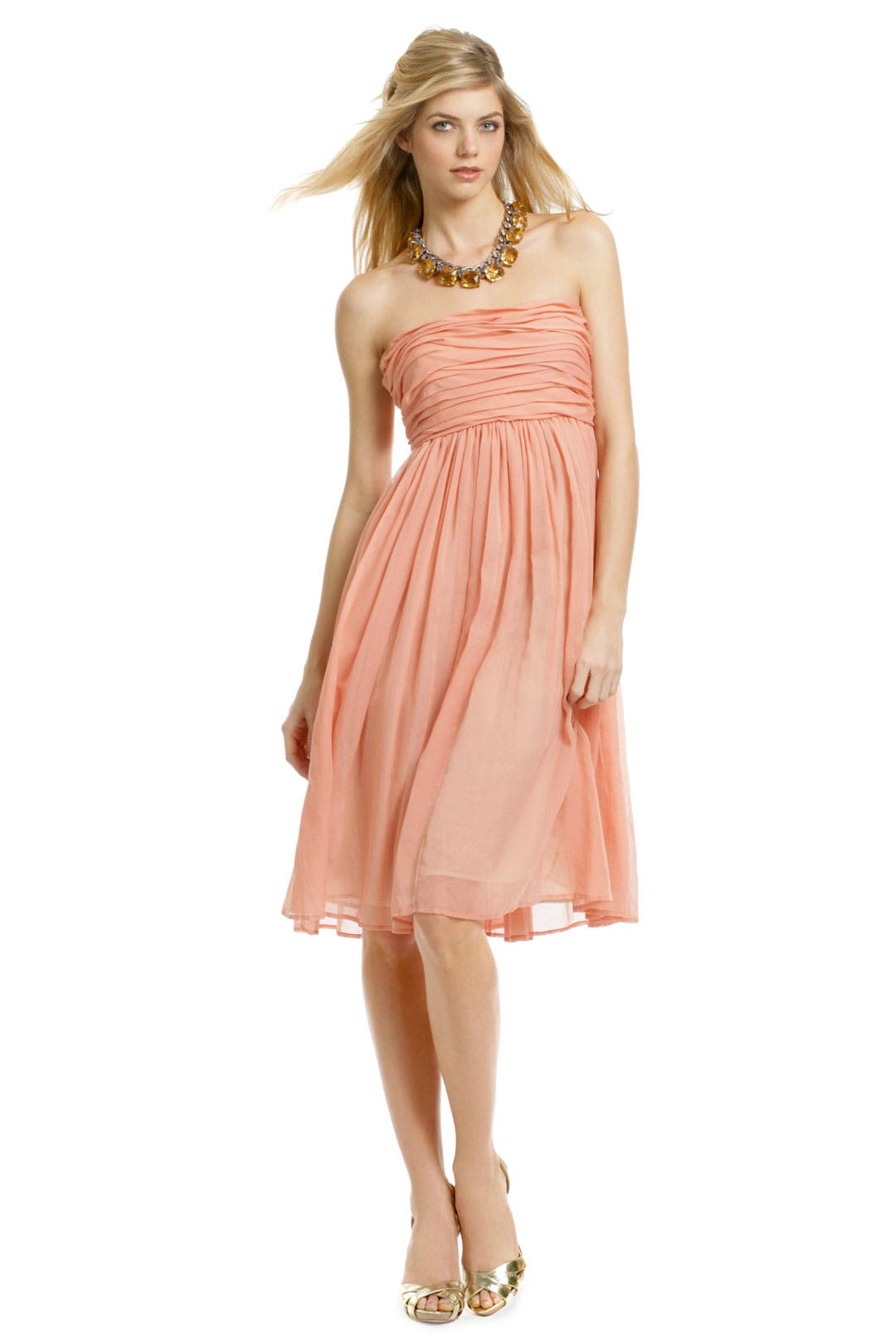 Making Me Blush Dress by See by Chloe