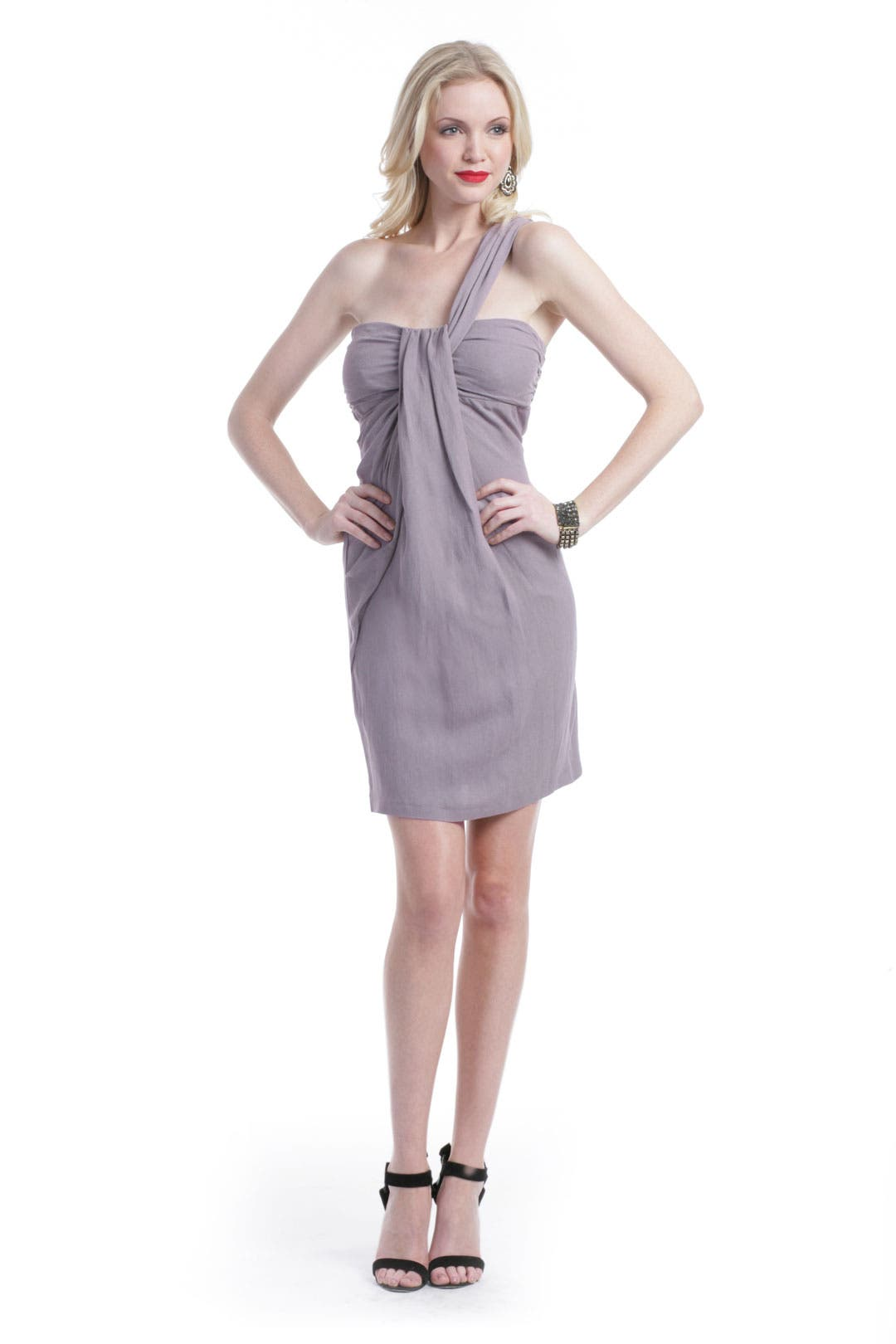 Mauve On Over Dress by See by Chloe